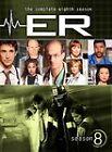 ER - The Complete Eighth Season (DVD, 2008, 6-Disc Set)