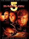 Babylon 5 - The Complete First Season (DVD, 2002, 6-Disc Set)