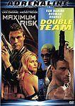 Maximum-Risk-Double-Team-DVD-2010-2-Disc-Set-excellent-condition