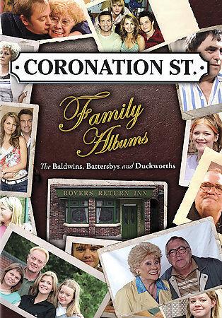 Coronation St - Family Albums (DVD, 2008)