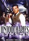 The Untouchables - Season 1: Volume 1 (DVD, 2007, 4-Disc Set)