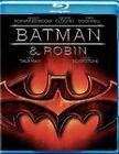 Batman & Robin Blu-ray Discs