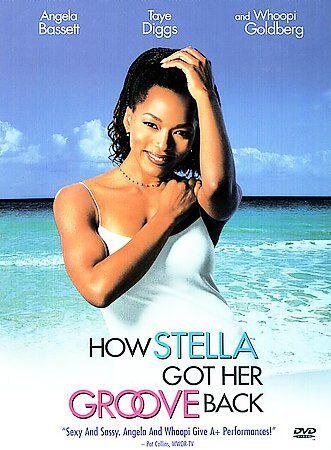 How Stella Got Her Groove Back DVD Angela Bassett, Taye ...
