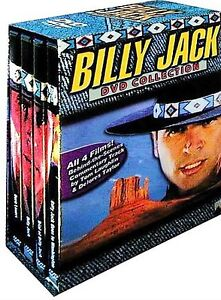 The-Billy-Jack-Collection-DVD-2000-4-Disc-Set-DVD-2000
