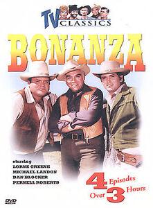 Bonanza - Volume 1 (DVD, 2003)