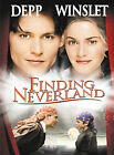 Finding Neverland (DVD, 2005, Full Frame)