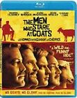 The Men Who Stare at Goats (Blu-ray Disc, 2010, Canadian)