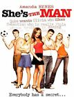 She's the Man (DVD, 2006, Widescreen)