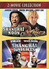 Shanghai Noon/Shanghai Knights (DVD, 2008)
