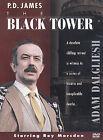P.D. James - The Black Tower (DVD, 2003, 2-Disc Set)
