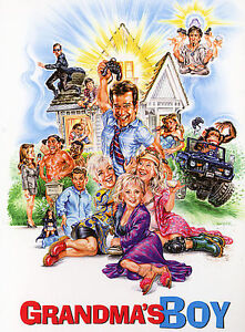 Grandma-039-s-Boy-Unrated-Edition-DVD-New-Free-shipping