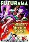 Futurama the Movie: The Beast with a Billion Backs (DVD, 2008)