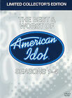 American Idol - The Best And Worst of American Idol Seasons 1-4 (DVD, 2005, Limited Edition Set)