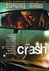 Crash (DVD, 2006, 2-Disc Set, Director's Cut)