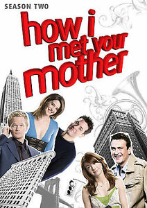 How I Met Your Mother - Season 2 (DVD, 2...