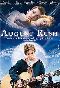 August Rush DVD  - $1.75
