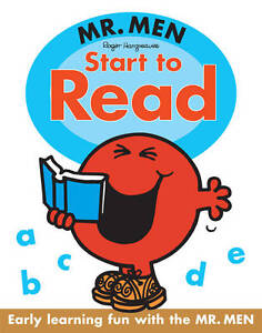 Mr-Men-Start-to-Read-Early-Learning-Fun-with-the-Mr-Men-Roger-Hargreaves-NEW