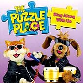 Puzzle Place Sing Along With Us CD