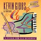 A Piano for All Seasons * by Kevin Gibbs (CD, 1995, Clarity Recordings)