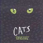 Cats [Original Broadway Cast] by Original Broadway Cast (CD, Sep-1990, 2 Discs, Geffen)