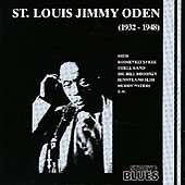 St Louis Jimmy Oden CD Value Guaranteed from eBay's biggest seller!