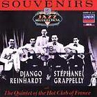 Souvenirs by Django Reinhardt/Stéphane Grappelli (CD, Jun-1988, Verve)