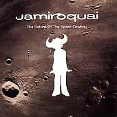 Jamiroquai - Return Of The Space Cowboy (2001 CD ALBUM )