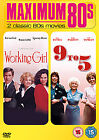 Working Girl/9 To 5 (DVD, 2008, 2-Disc Set, Maximum 80s)