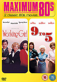 Working-Girl-9-To-5-80-S-Double-Pack-New-DVD