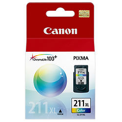 CL-211XL (2975B001) Color Ink Cartridge