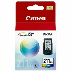 CL-211 XL (2975B001) Color Ink Cartridge