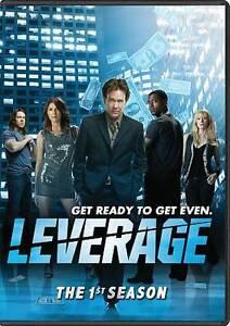 Leverage-The-1st-Season-DVD-2009-4-Disc-Set-DVD-2009
