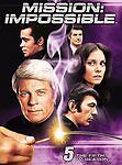 MISSION-IMPOSSIBLE-COMPLETE-SEASON-5-New-6-DVD-Set-Last-One