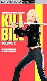 Kill Bill Volume 2  (UMD-Movie, 2005)