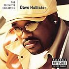 The Definitive Collection [PA] by Dave Hollister (CD, Aug-2006, Hip-O)