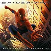 Spider-Man-Music-From-And-Inspired-By-CD-Album-19-tracks-vgc