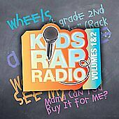 FREE US SHIP. on ANY 3+ CDs! ~Used,Good CD Various Artists: Kids Rap Radio 1 & 2
