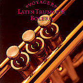 FREE US SHIP. on ANY 3+ CDs! NEW CD Various Artists: Voyager: Latin Trumpets - B