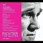 Richter the Master, Vol. 3: Scriabin, Prokofiev, Shostakovich (CD, May-2007, 2 Discs, Decca)
