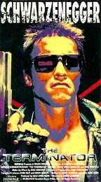 The Terminator VHS 1991 - Somerset, Kentucky, United States - The Terminator VHS 1991 - Somerset, Kentucky, United States