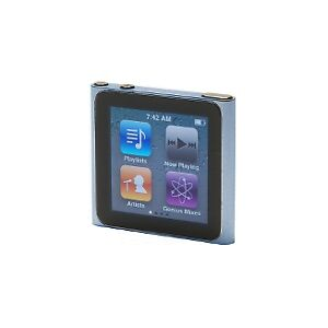 Apple iPod nano 6th Generation Blue (8 G...