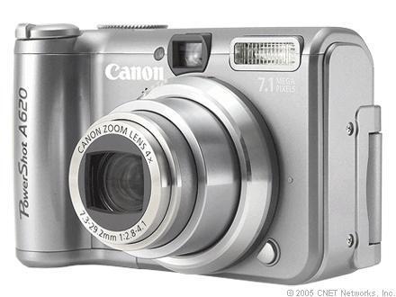 Canon A620