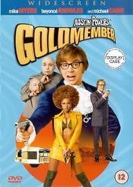Austin Powers  Goldmember DVD 2002 - Nottingham, United Kingdom - Austin Powers  Goldmember DVD 2002 - Nottingham, United Kingdom
