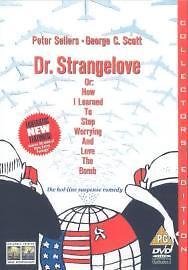 Doctor Strangelove (DVD, 2002)