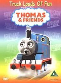 Thomas The Tank Engine And Friends - Truck Loads Of Fun (DVD, 2001)E0603