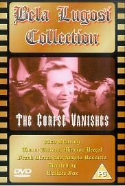 The Corpse Vanishes [1942] [DVD],