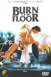 Burn The Floor (DVD, 1999)