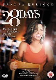 28 Days DVD 2004 - <span itemprop='availableAtOrFrom'>Stockton-on-Tees, United Kingdom</span> - 28 Days DVD 2004 - Stockton-on-Tees, United Kingdom
