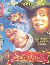 A Very Unlucky Leprechaun [DVD], Very Good DVD, Michael Dwyer, Danielle Lombardi