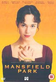 Mansfield-Park-DVD-2002-VERY-RARE-OOP-NEAR-MINT-REGION-2-UK-RELEASE-FAST-POST